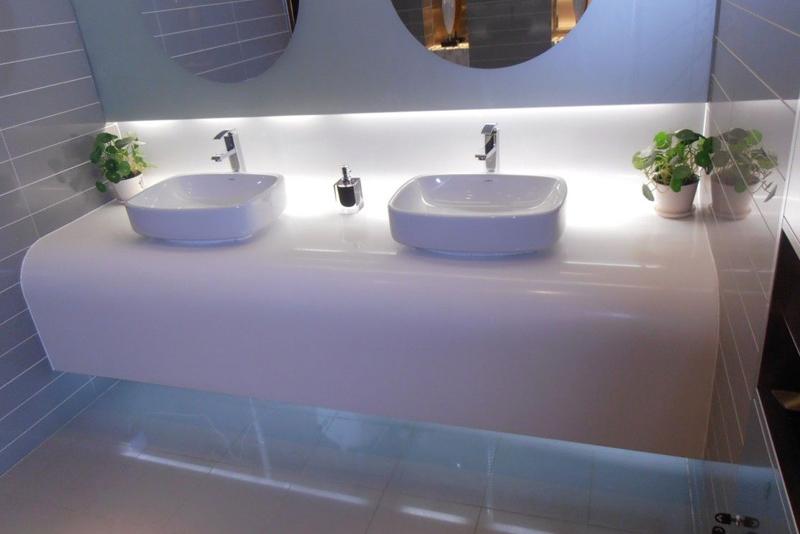 人造石洗手间